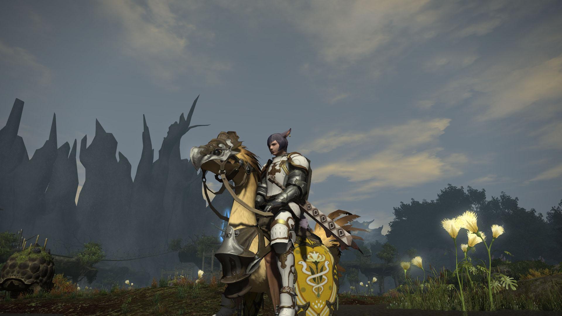Final Fantasy XIV A Realm Reborn review screenshot