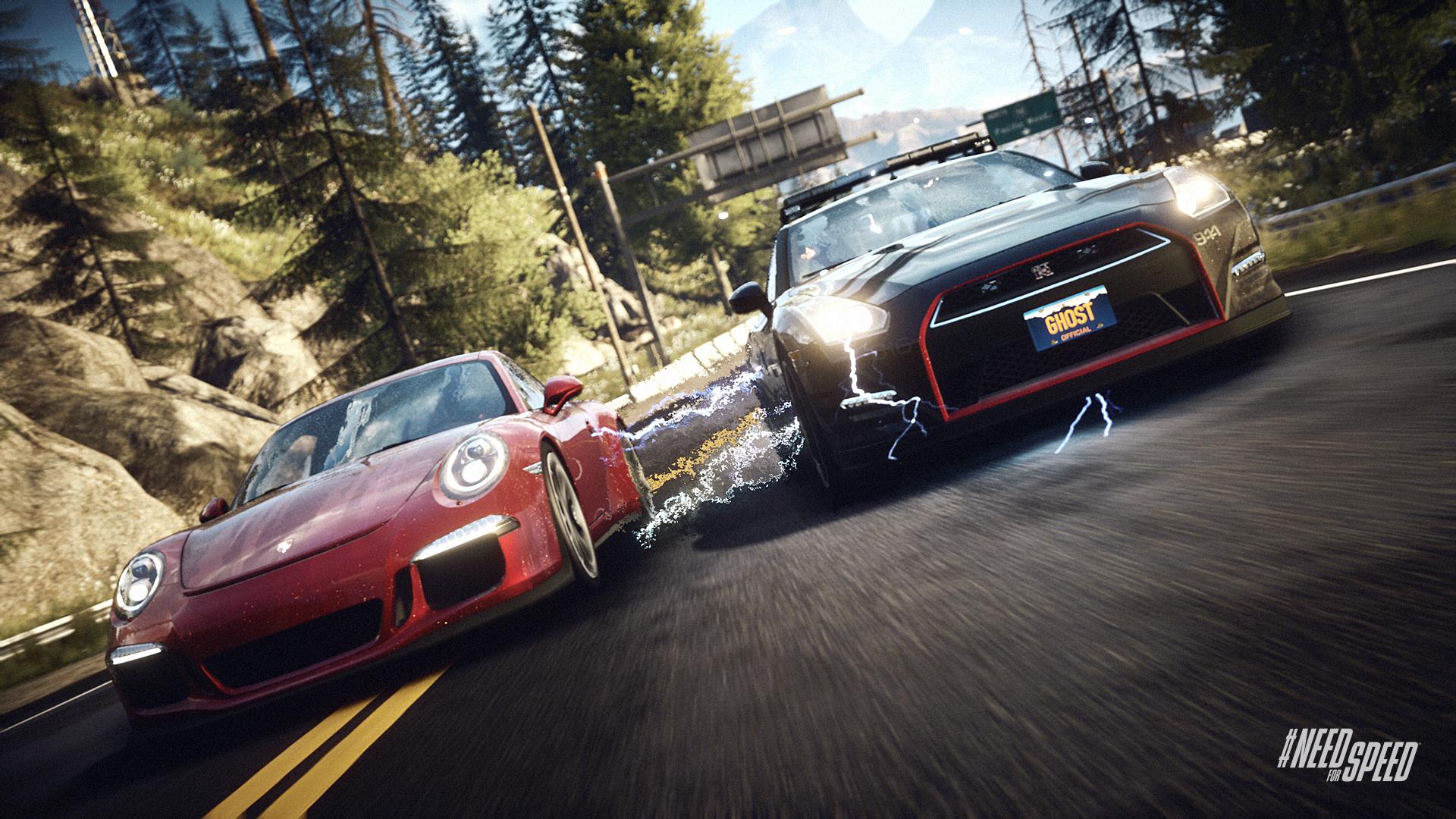 Photo of Need for Speed Rivals – trailer de lançamento