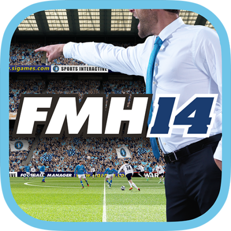 Photo of Football Manager 2014 Handheld