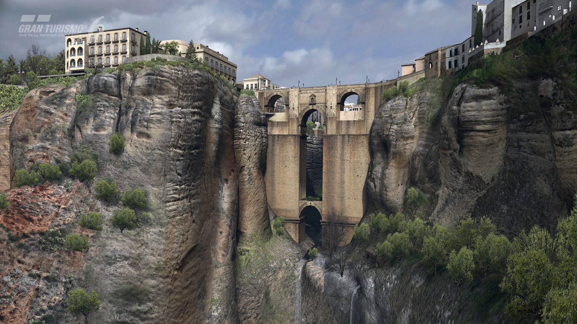 Gran Turismo 6 Ronda screenshot 2