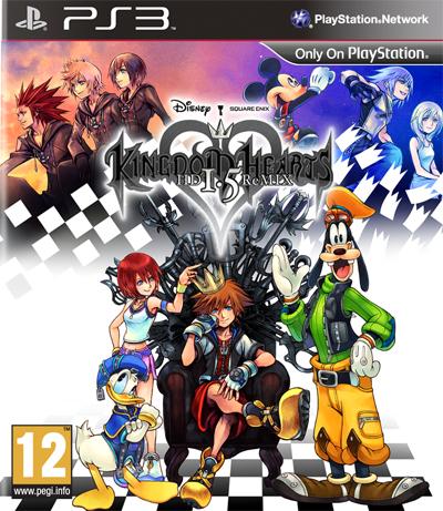 Photo of Kingdom Hearts HD 1.5 ReMIX