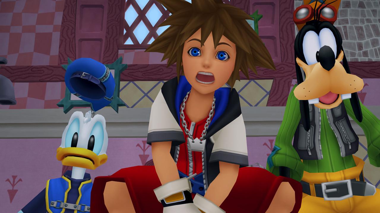 Kingdom Hearts HD 1.5 ReMIX review screenshot 1