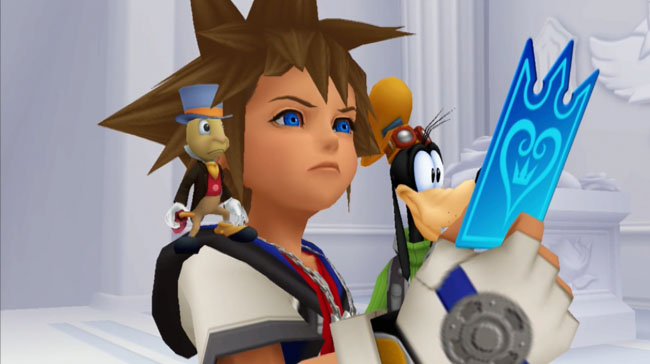 Kingdom Hearts HD 1.5 ReMIX review screenshot 2