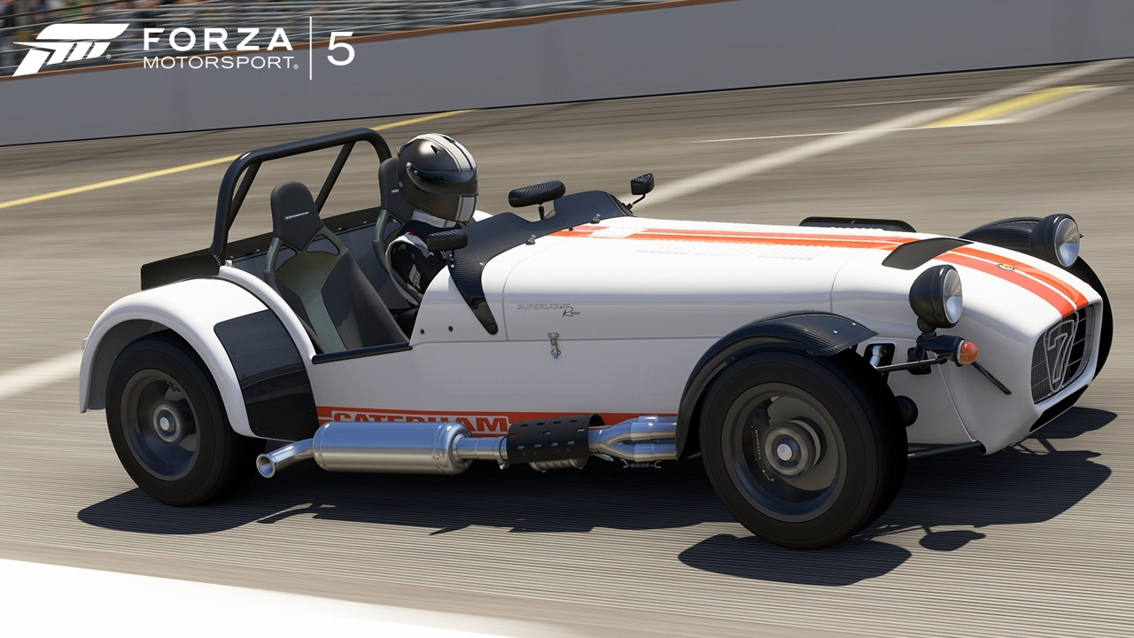 Photo of Forza Motorsport 5 – IGN Car Pack Trailer