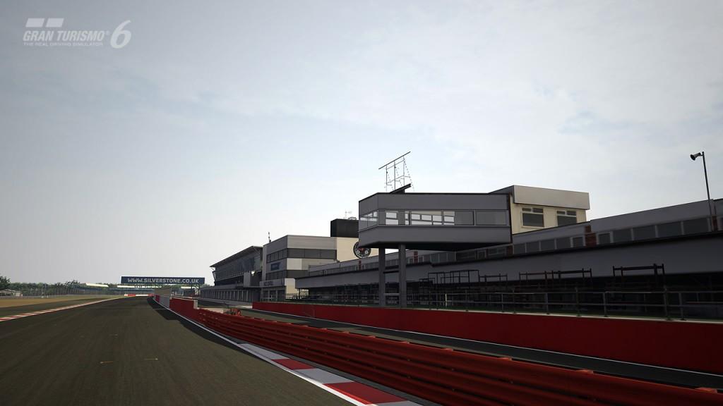 GT6 Silverstone review screenshot