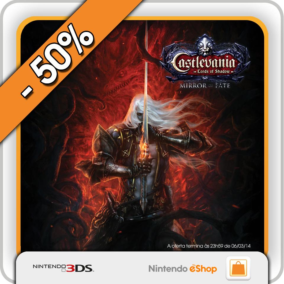 Promo Castlevania LOS MOF eShop