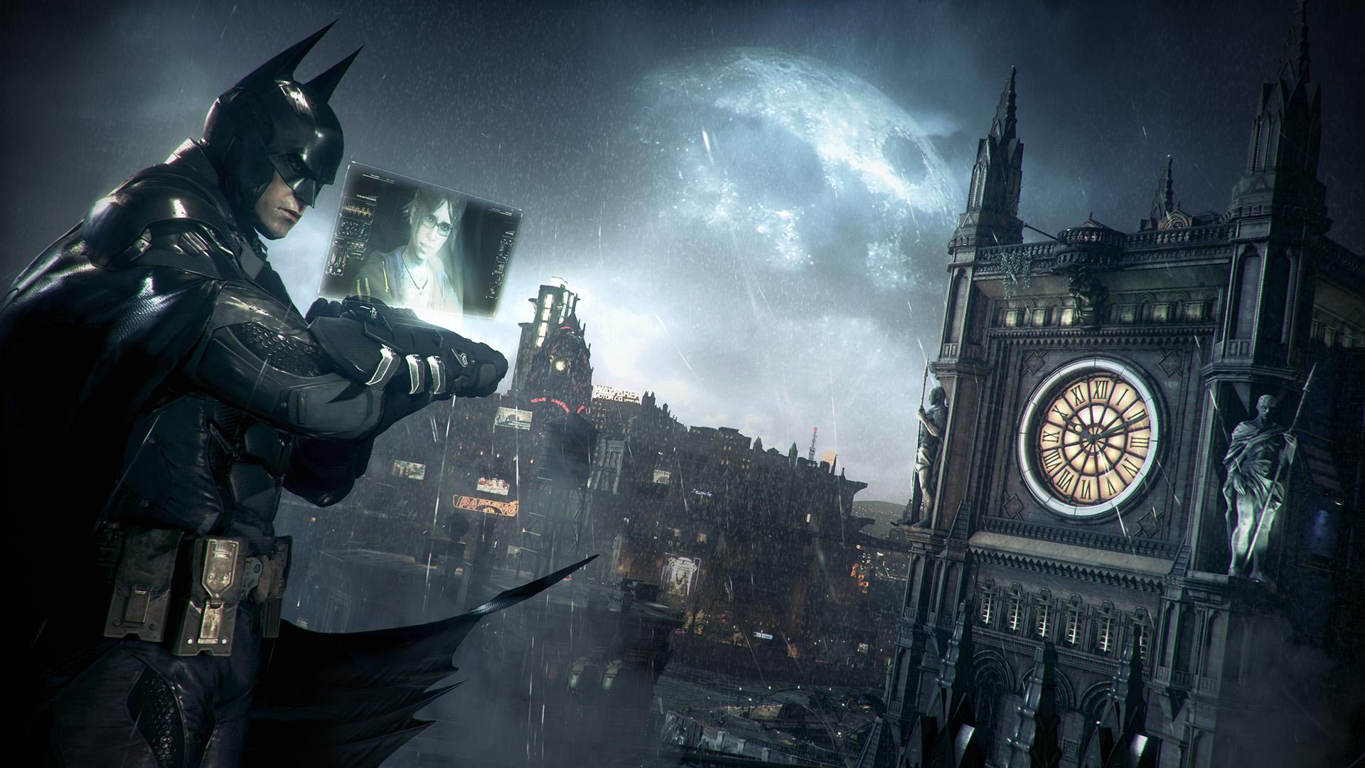 Photo of Novas imagens de Batman: Arkham Knight