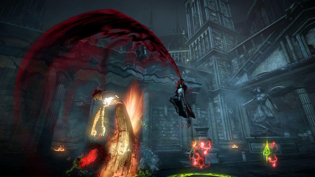 Castlevania Lords of Shadows 2 screenshot 2