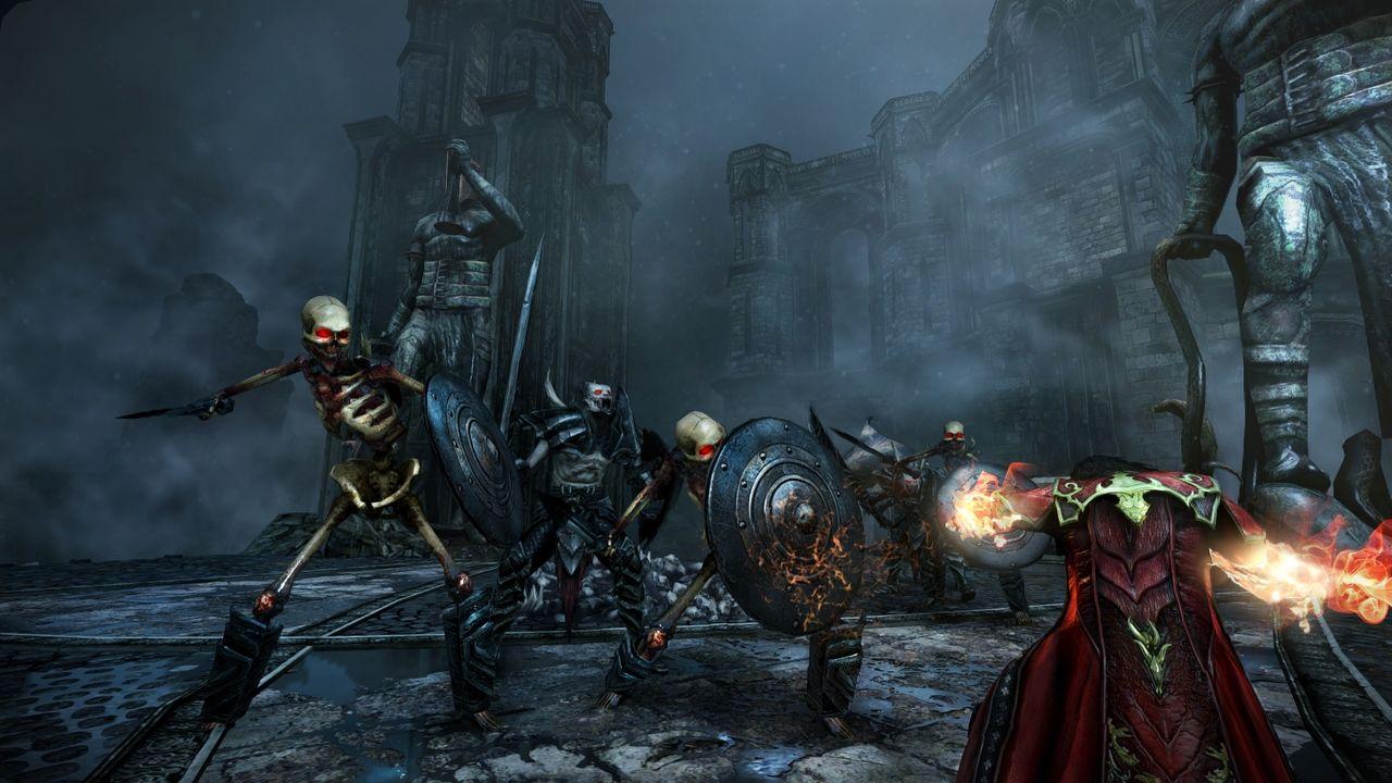 Castlevania Lords of Shadows 2 screenshot 3