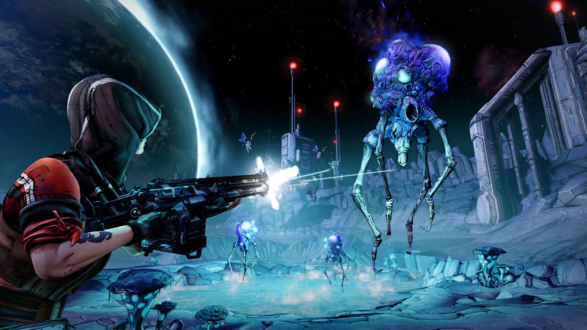 Photo of Borderlands: The Pre-Sequel – E3 2014 Narrated Gameplay Walkthrough