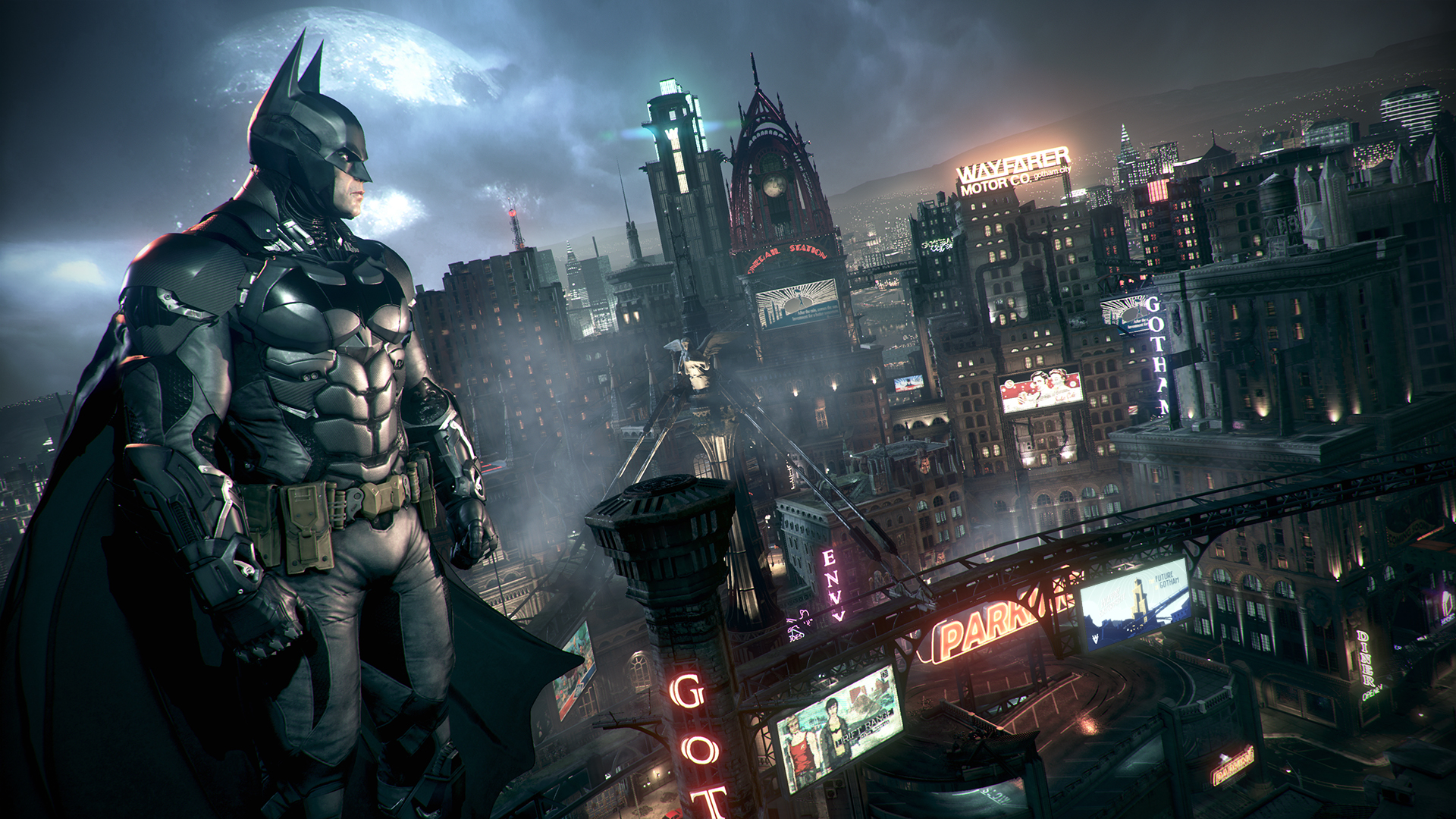 "Photo of Batman: Arkham Knight – ""Evening The Odds"" Gameplay Trailer"