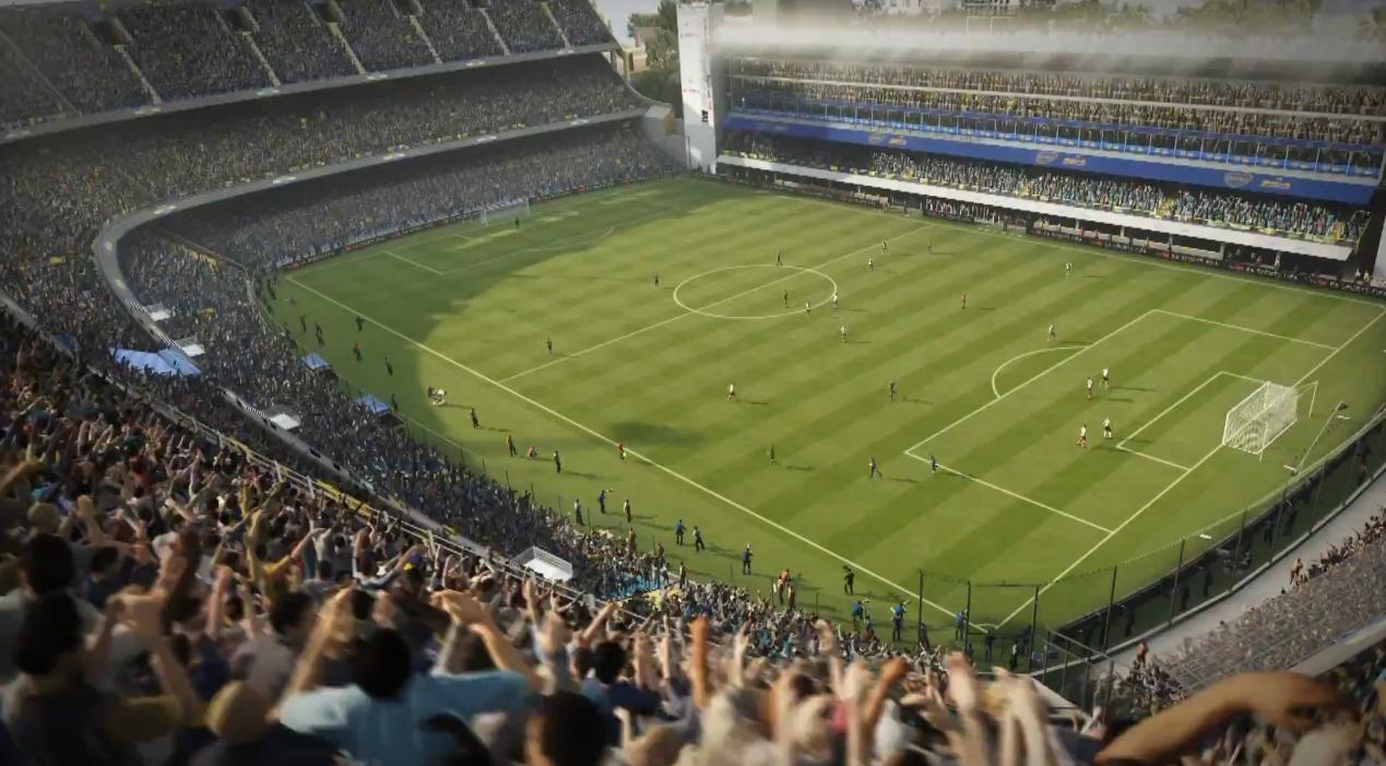 Photo of FIFA 15 – E3 Gameplay Trailer