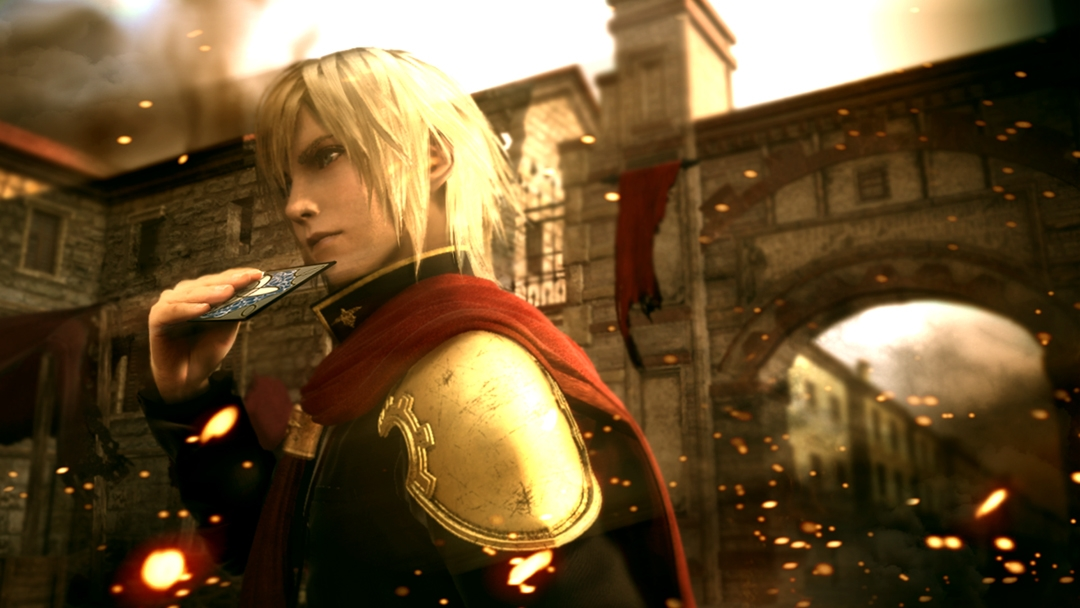 Photo of Final Fantasy Type-0 HD – The Legacy Lives On Trailer