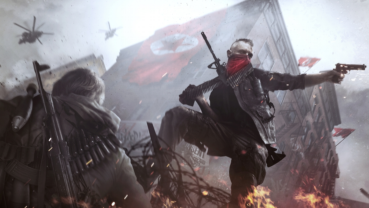 """Photo of Homefront: The Revolution – """"Freedom Fighters"""" Trailer"""