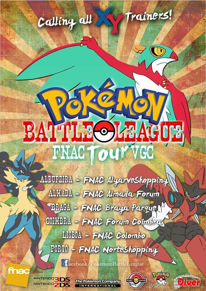 Pokemon Battle League evento