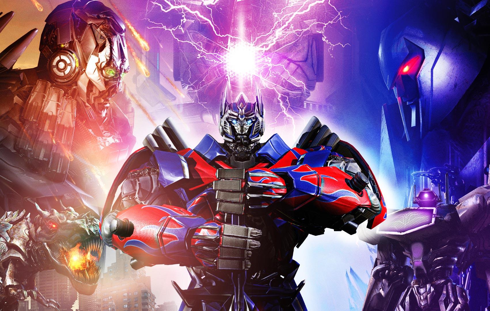 Photo of Transformers: Rise of the Dark Spark – trailer de lançamento