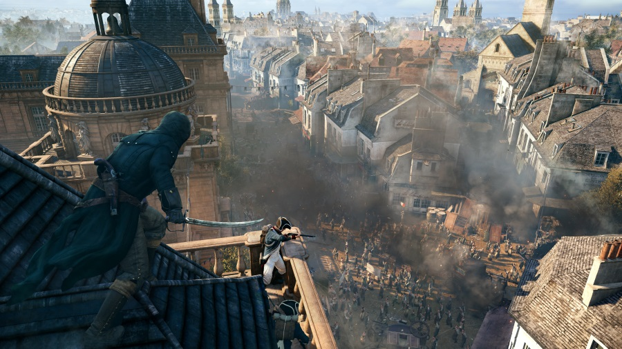 Photo of Assassin's Creed Unity – Under the Hood with Arno's Actor