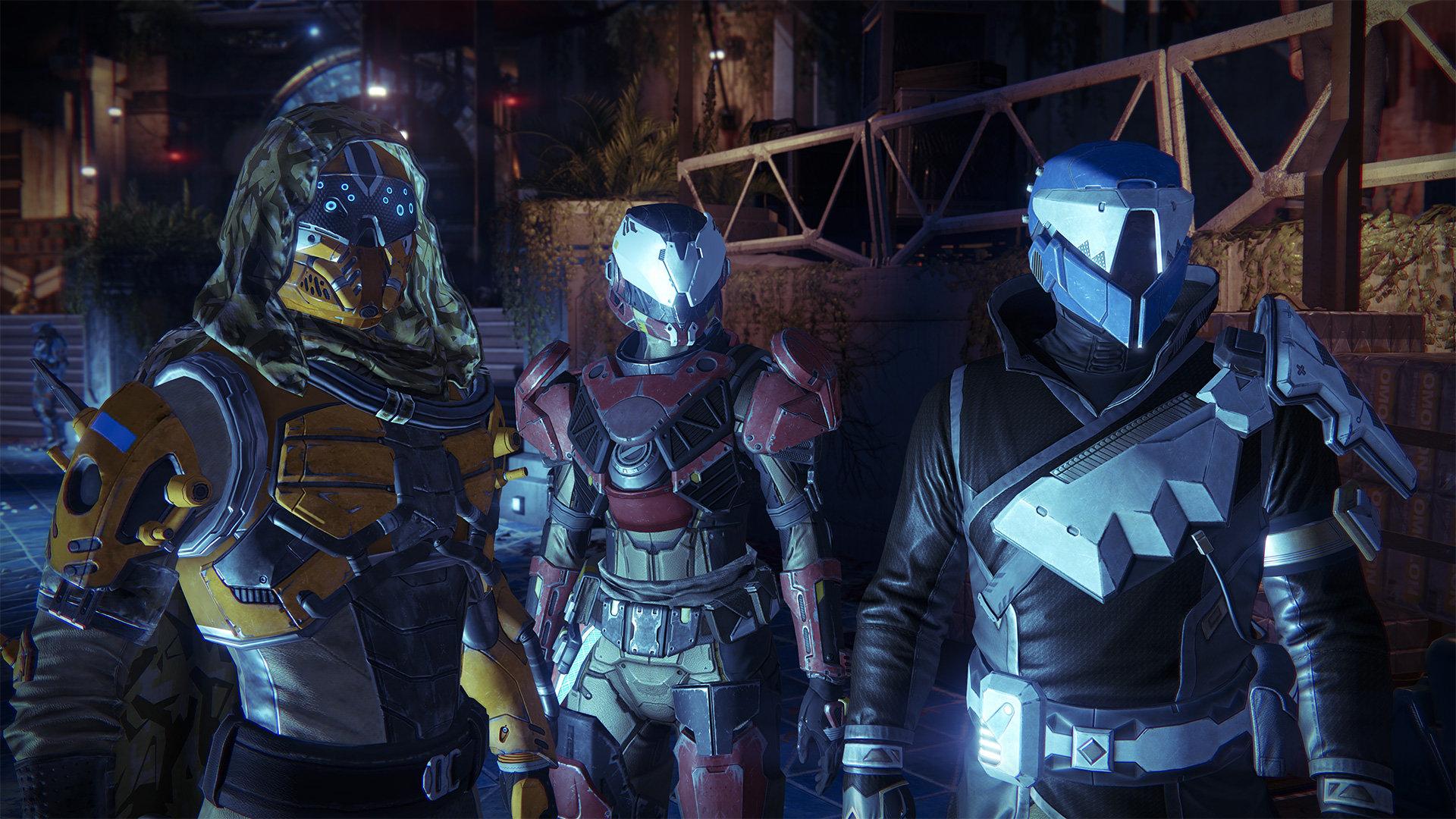 Photo of Imagens do conteúdo exclusivo de Destiny para a Playstation