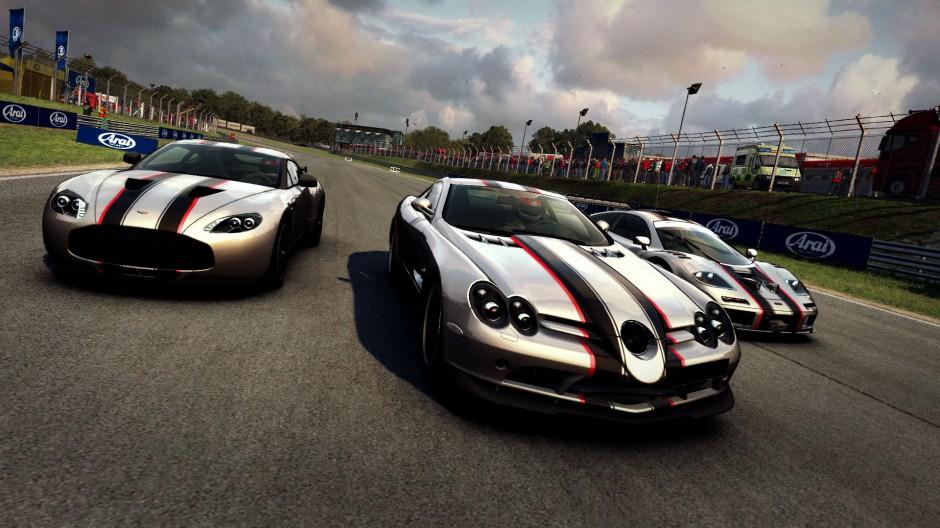 Photo of GRID Autosport – Best of British Car Pack Trailer