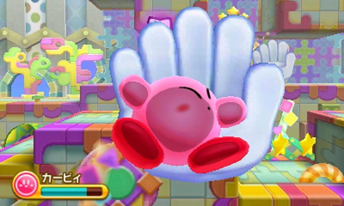 Kirby Triple Deluxe 2
