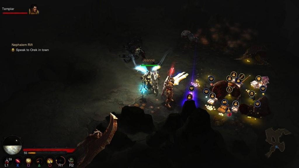 Diablo 3 UEE loot