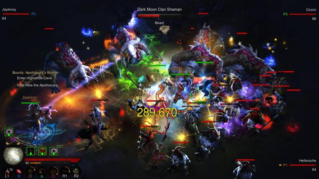 Diablo 3 UEE mob 2