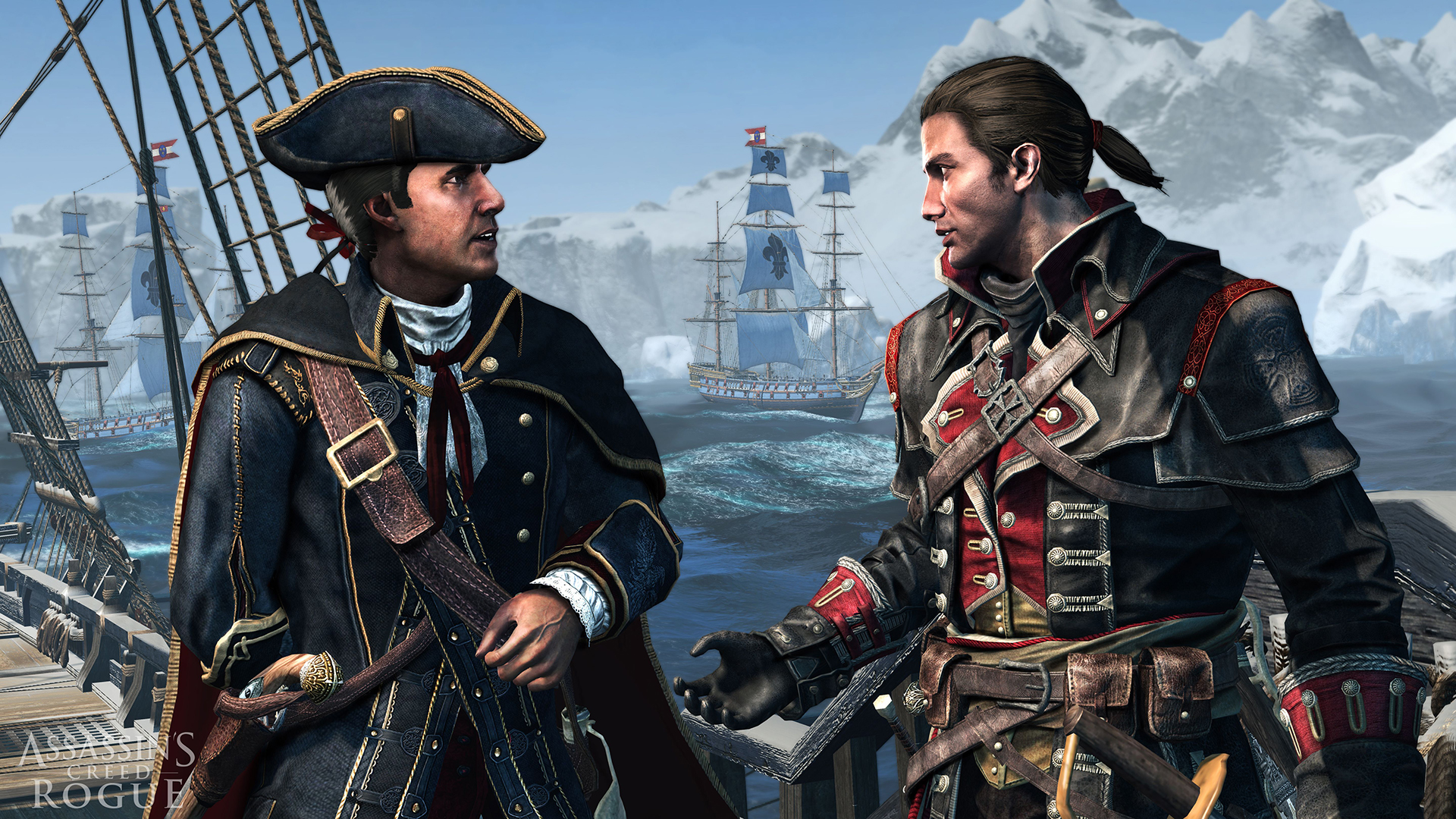 Photo of Assassin's Creed Rogue – Story Trailer