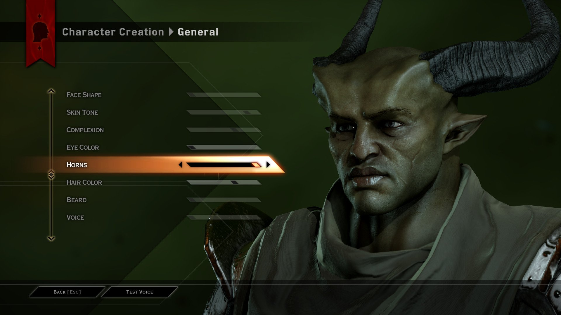 Photo of Dragon Age: Inquisition – Character Creation