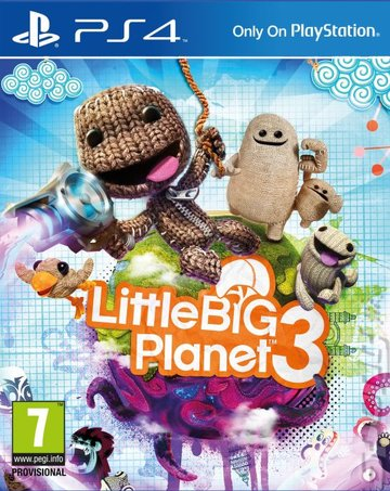 Photo of LittleBigPlanet 3