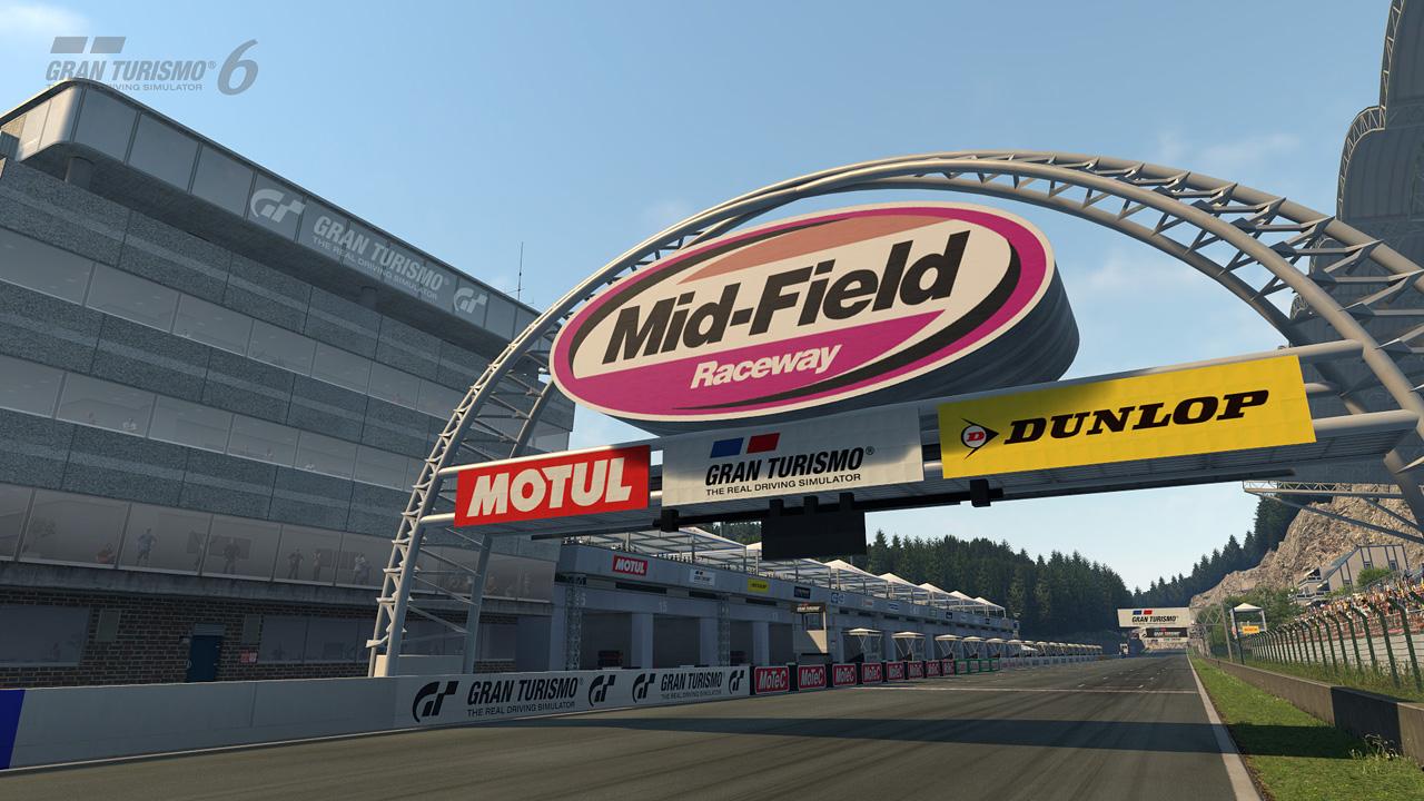 GT6 Mid-Field Raceway