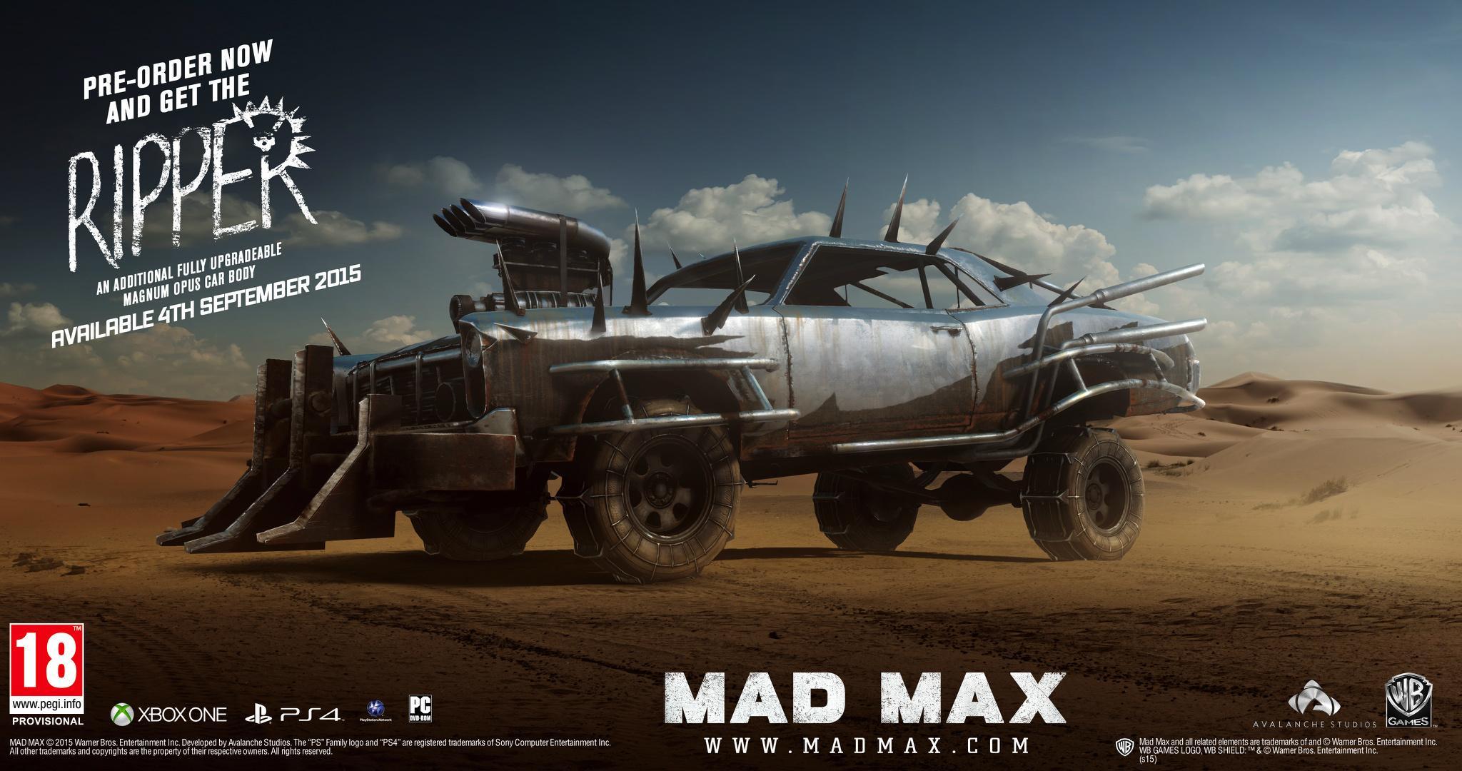 mad-max-the-ripper