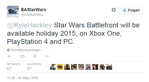 star wars battlefront twitter