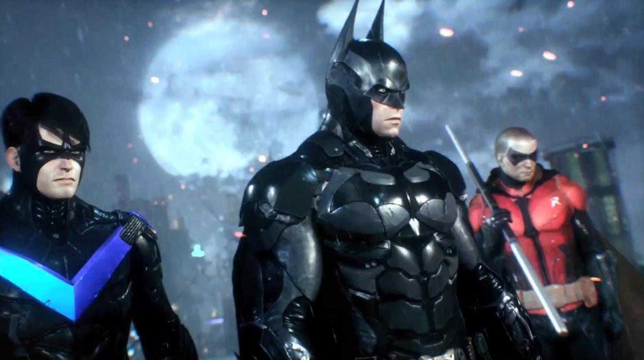 "Photo of Batman: Arkham Knight – ""All Who Follow You"" Trailer"