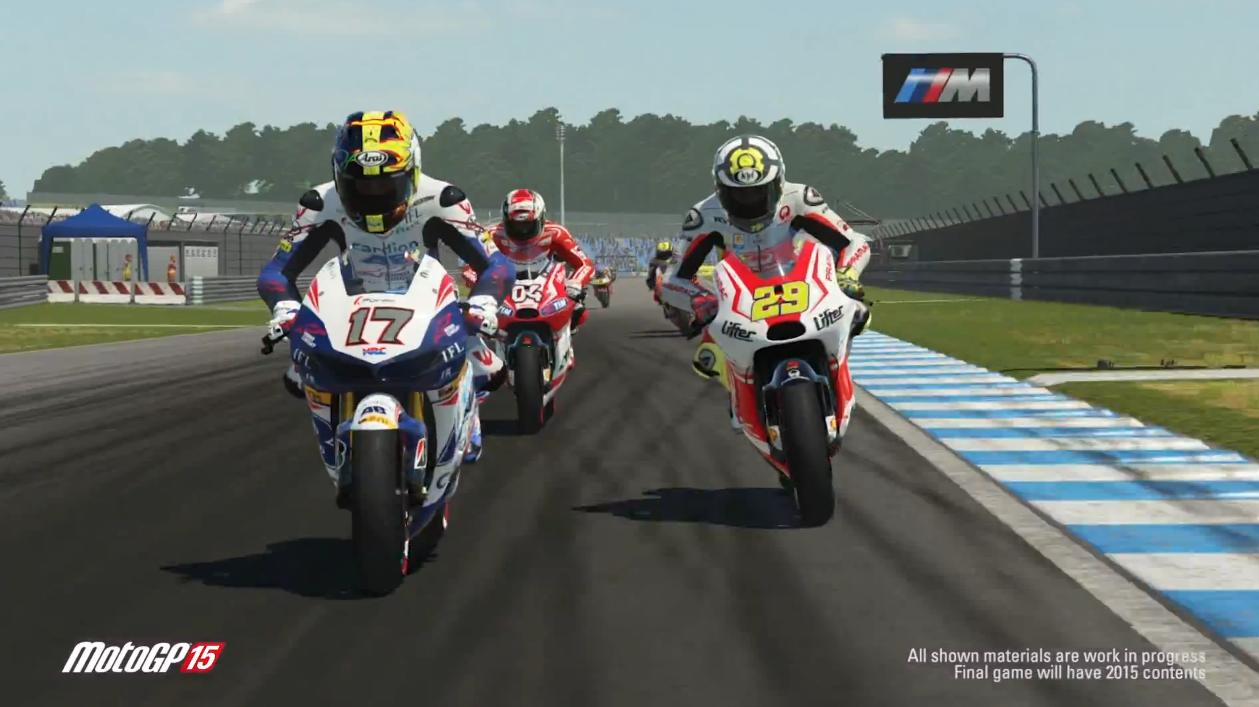 Photo of MotoGP15 – Real Events 2014