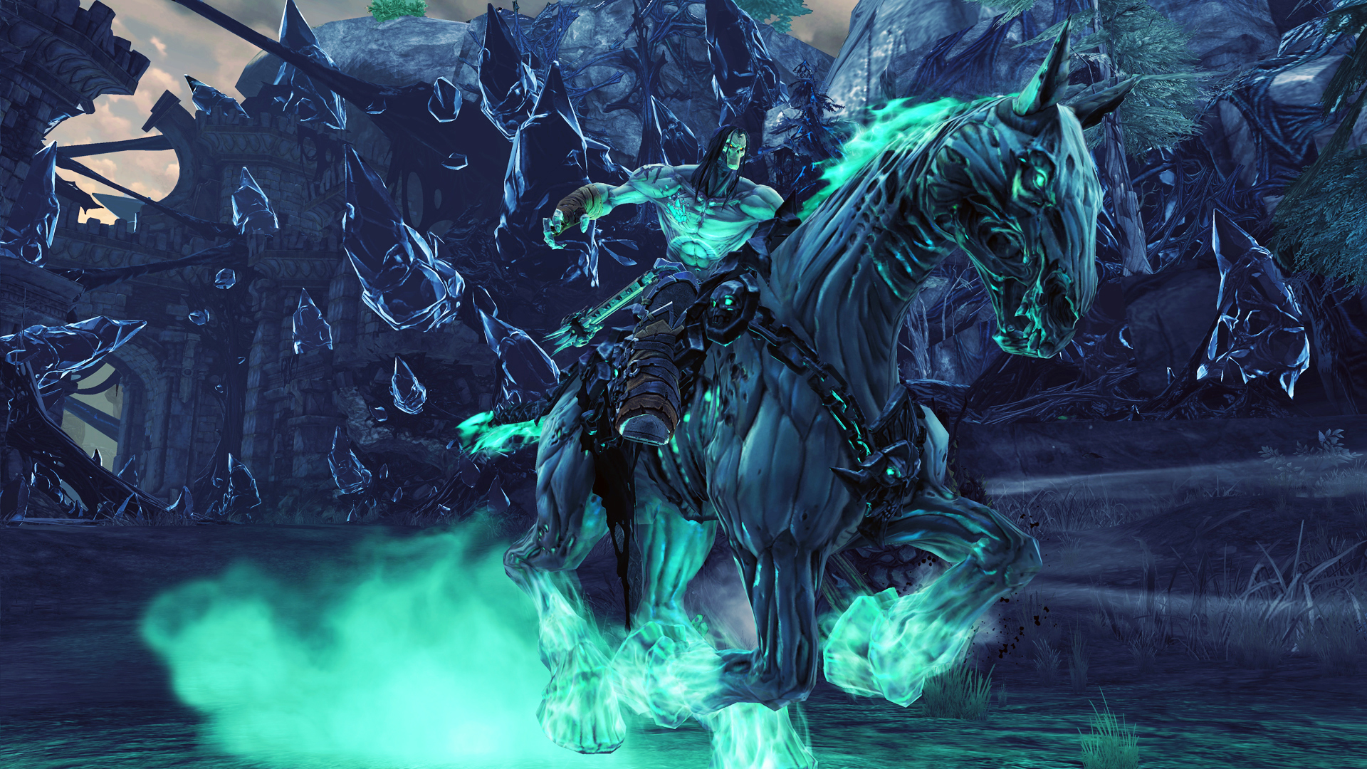 Photo of Nordic Games anuncia Darksiders II: Deathfinitive Edition para PS4 e Xbox One