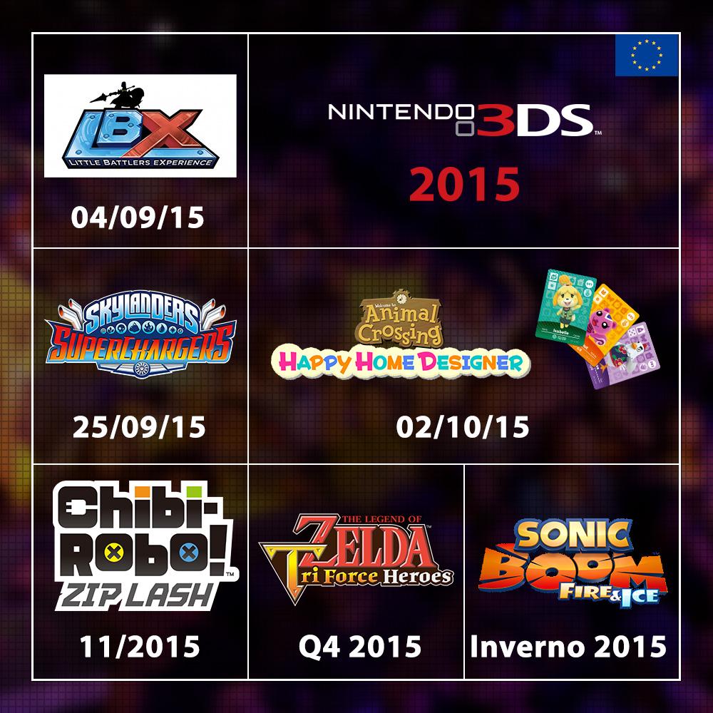 E3_Jogos Nintendo 3DS_2015