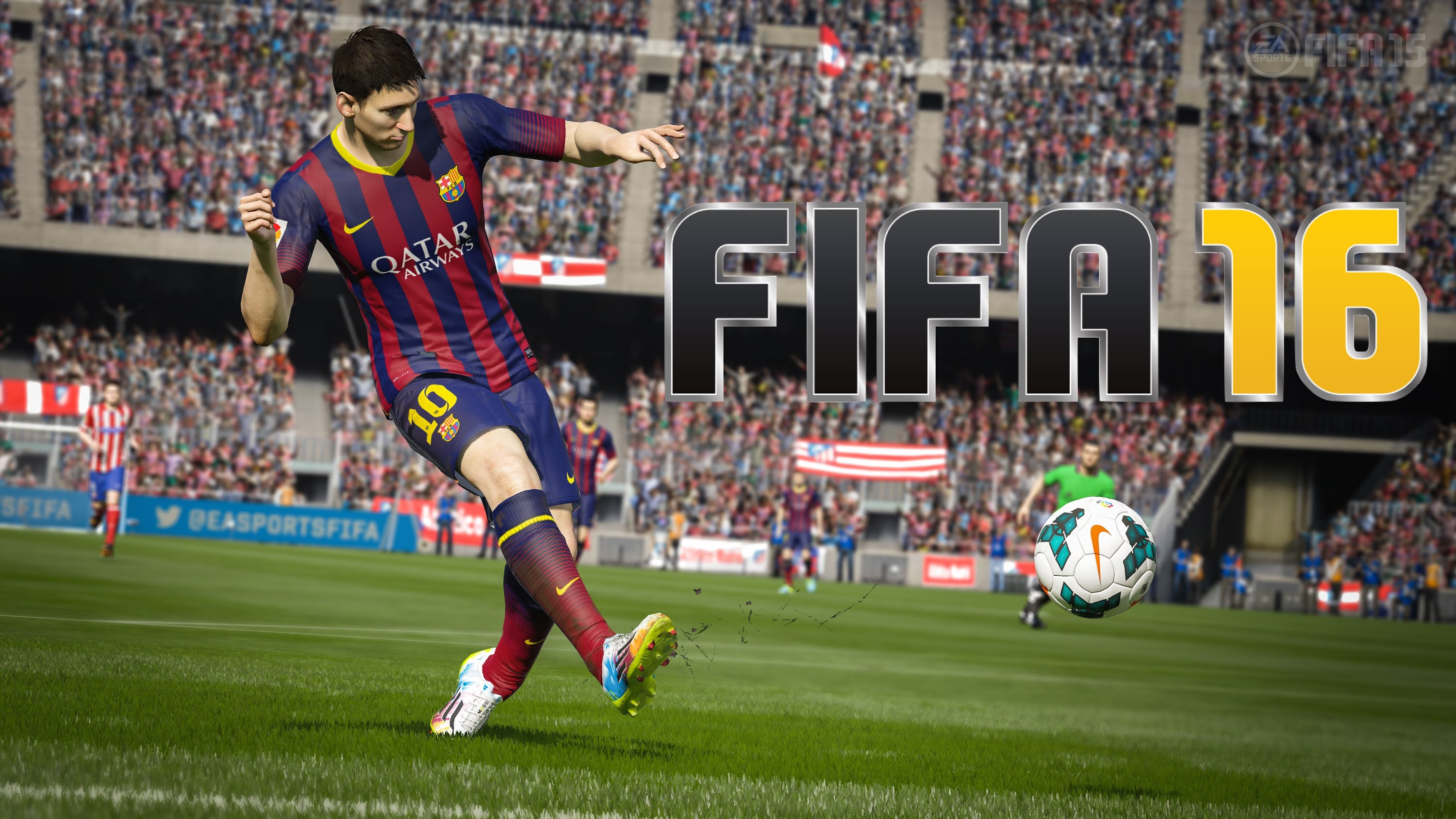 Photo of FIFA 16 – Sights & Sounds