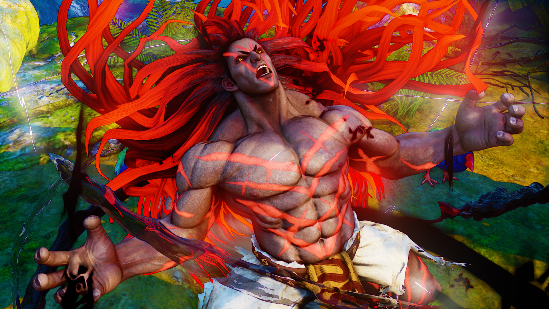 Photo of Street Fighter V – Necalli Reveal Trailer