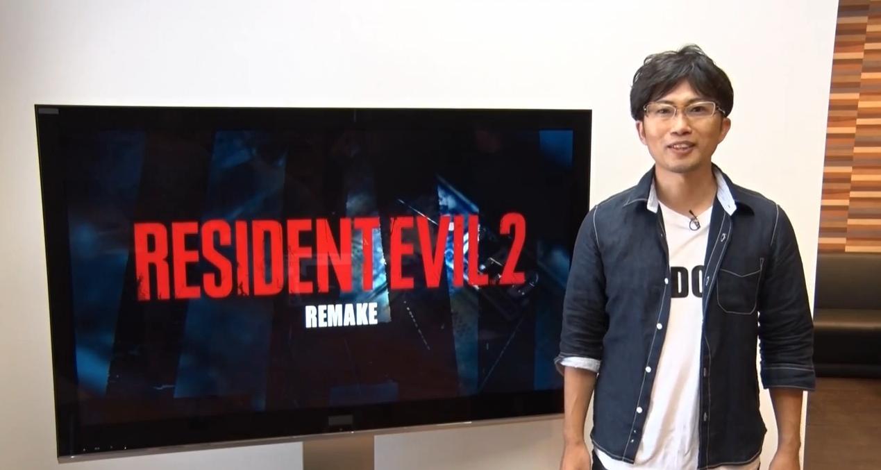 Photo of Resident Evil 2 Remake foi oficialmente aprovado