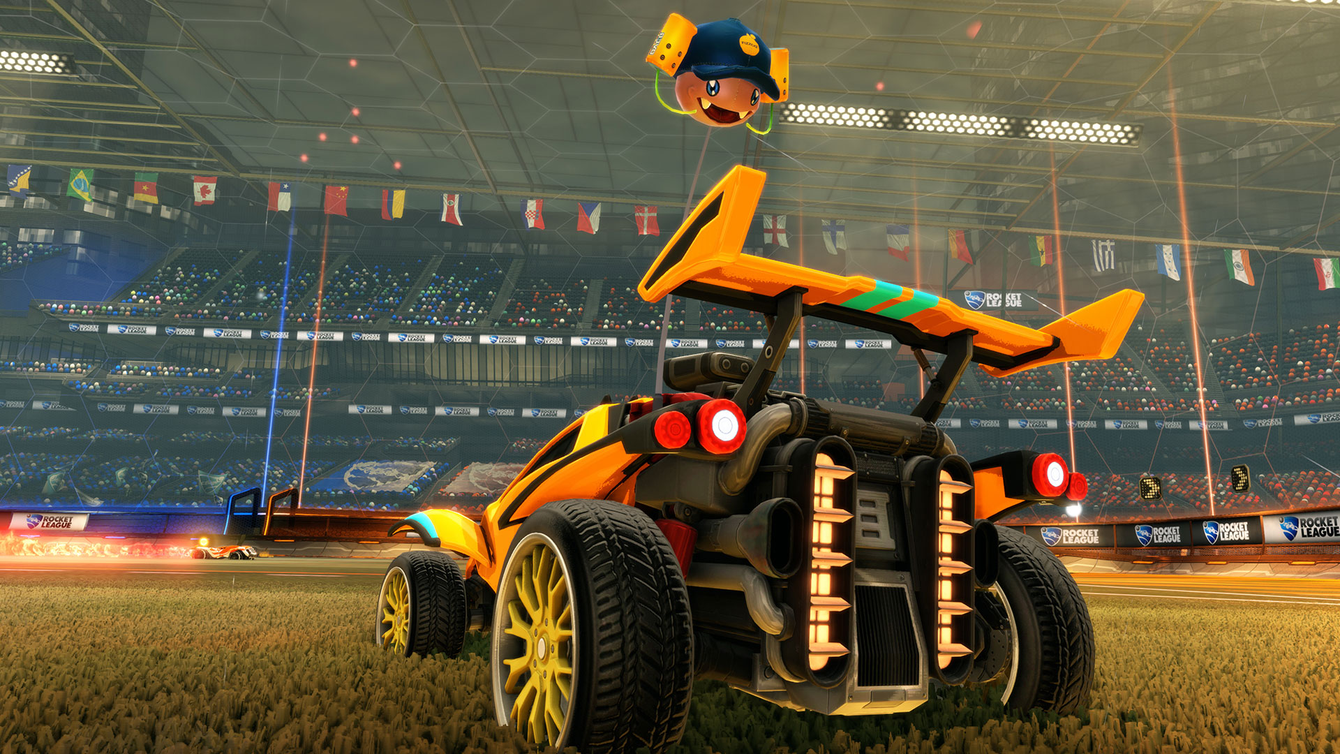 Photo of Rocket League terá itens temáticos Sunset Overdrive na Xbox One