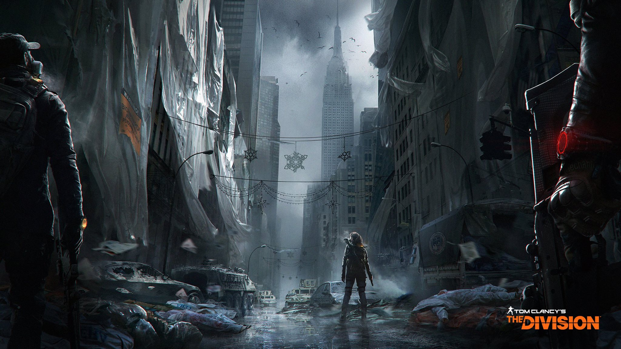 Photo of Tom Clancy's The Division – 'Agent Journey' Trailer
