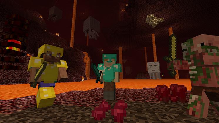 Minecraft Wii U Edition review 3