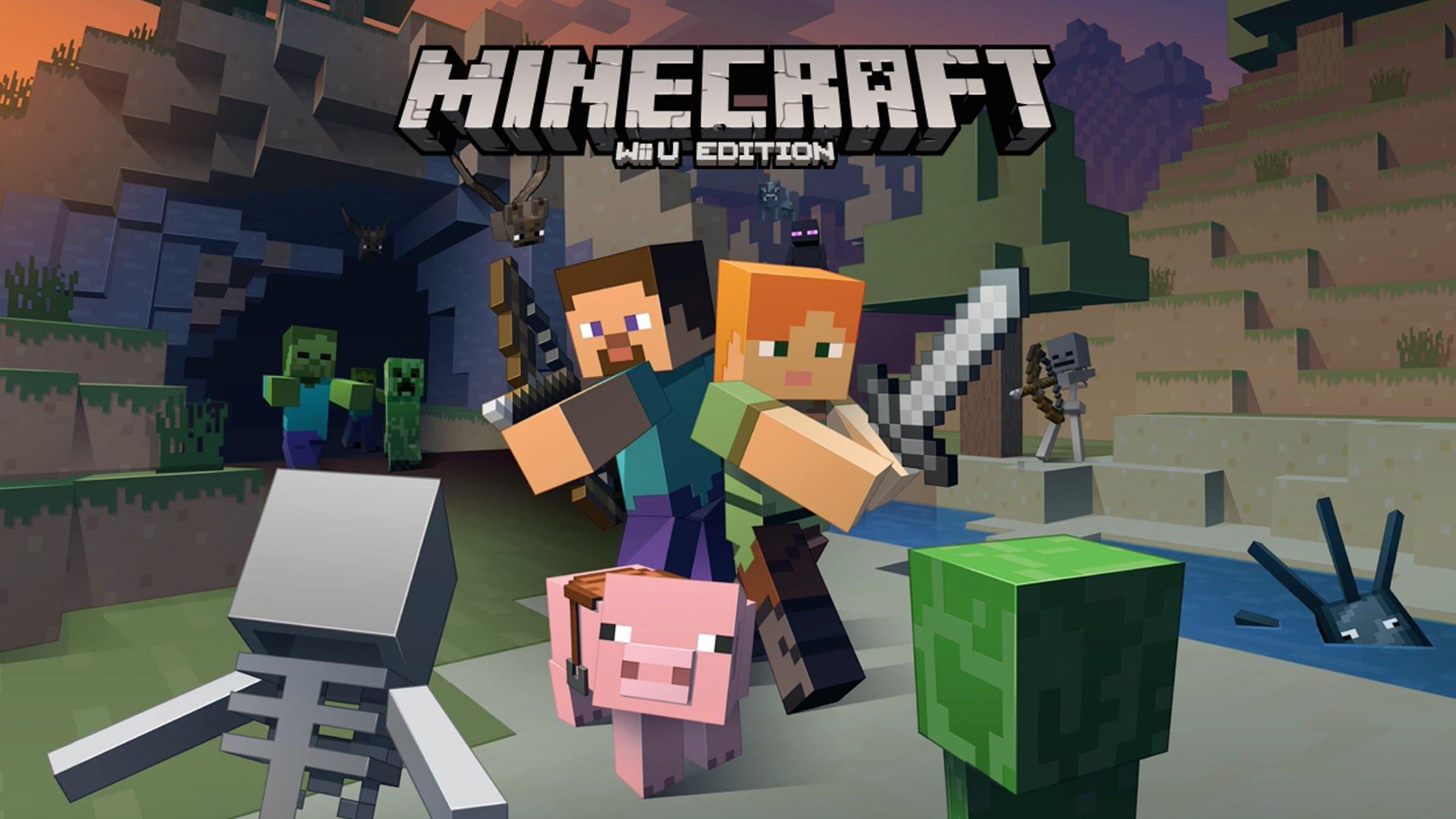 Photo of Minecraft: Wii U Edition