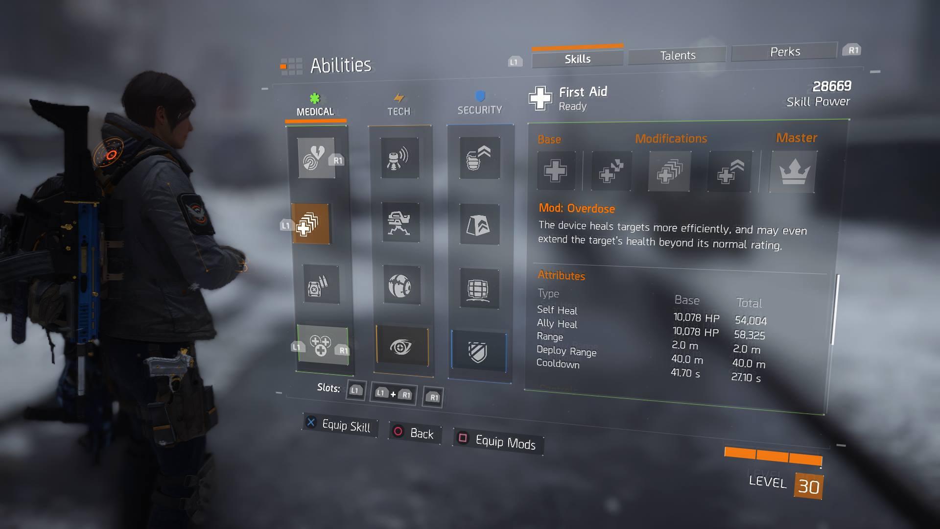 the division review screenshot 2