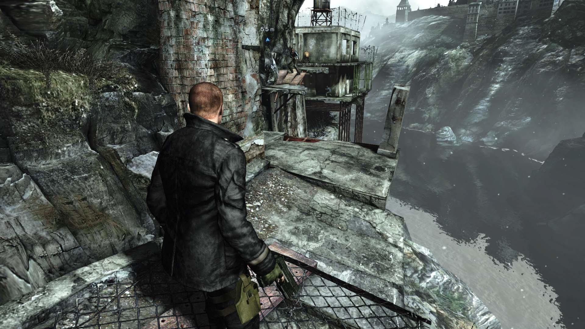 RE6 PS4 review 3