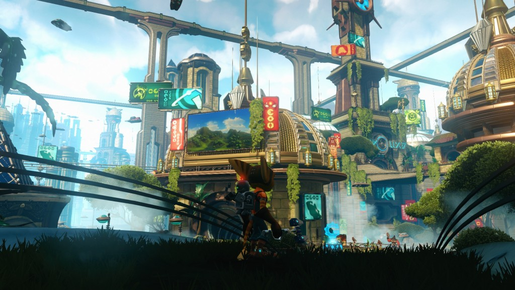 Ratchet and Clank review 3