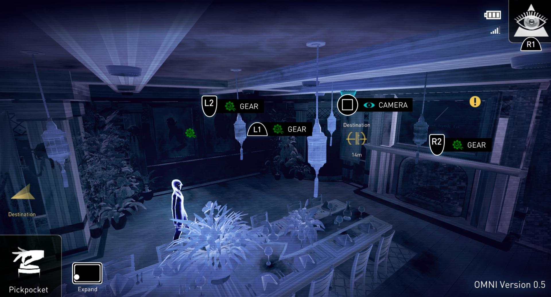 Republique PS4 screenshot