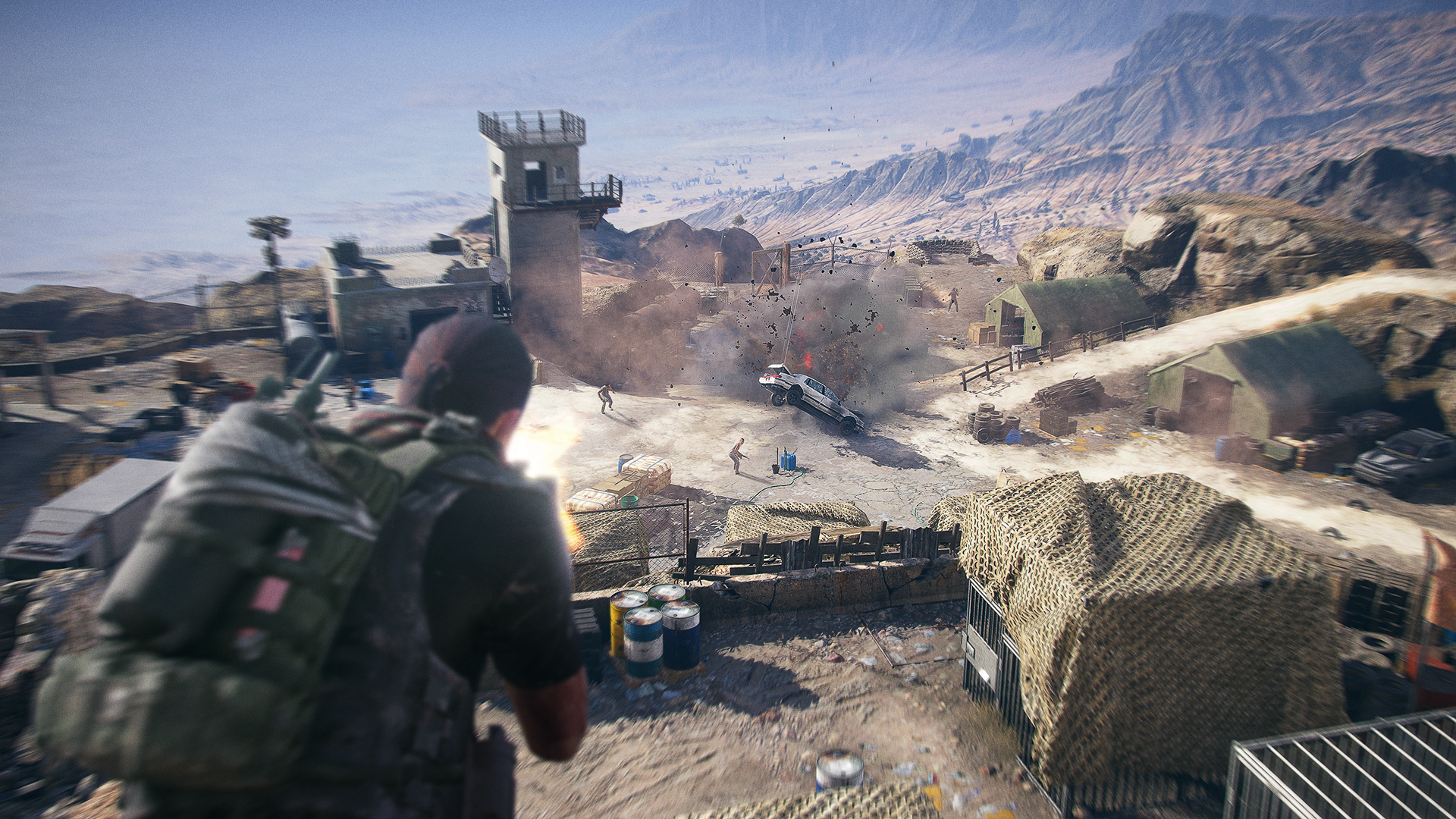 """Photo of Tom Clancy's Ghost Recon Wildlands – """"We are Ghosts"""" Trailer"""
