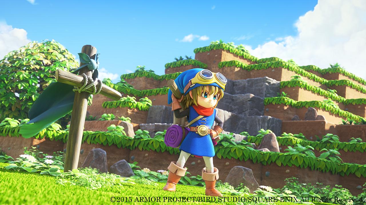 Photo of Demo de Dragon Quest Builders já está disponível na PS Store