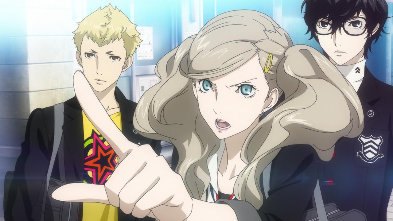 Photo of Persona 5 recebe um novo trailer